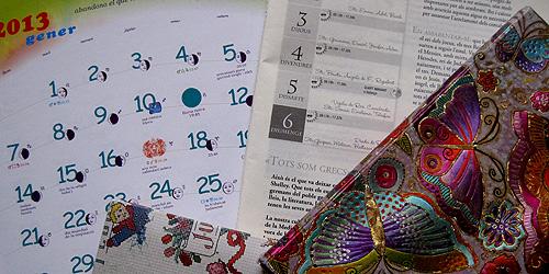 renovació agenda calendari