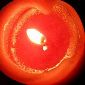 llum flama