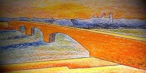 pont expoPissarro