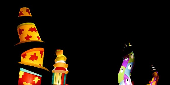 Parc Ciutadella llums