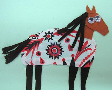 cavall c