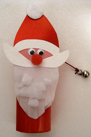 Pare Noël campana