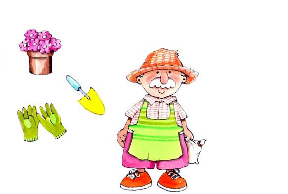 jardiner còpia