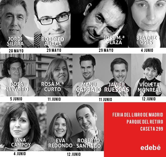 Feria Libro Madrid 2016