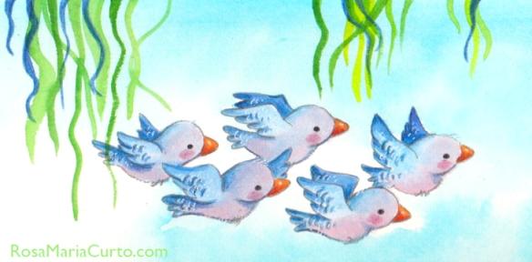 ocells-blaus